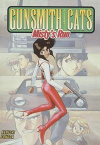Cover Thumbnail for Gunsmith Cats (Dark Horse, 1996 series) #9 - Misty's Run