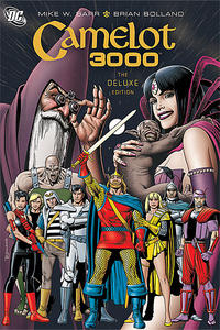 Cover Thumbnail for Camelot 3000: The Deluxe Edition (DC, 2008 series)