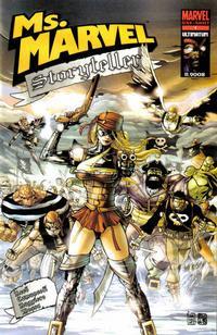 Cover Thumbnail for Ms. Marvel Special: Storyteller (Marvel, 2009 series) #1