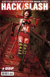 Cover Thumbnail for Hack/Slash: The Series (Devil's Due Publishing, 2007 series) #10