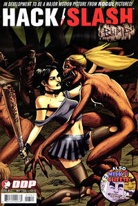 Cover Thumbnail for Hack/Slash: The Series (Devil's Due Publishing, 2007 series) #12 [Cover A]