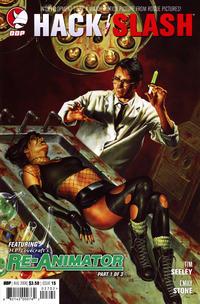 Cover Thumbnail for Hack/Slash: The Series (Devil's Due Publishing, 2007 series) #15