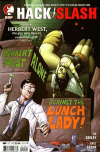 Cover Thumbnail for Hack/Slash: The Series (Devil's Due Publishing, 2007 series) #17 [Cover A]