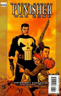 Cover Thumbnail for Punisher: War Zone (Marvel, 2009 series) #6