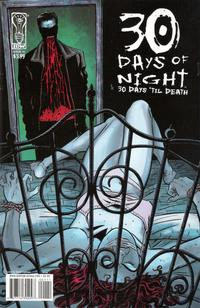 Cover Thumbnail for 30 Days of Night: 30 Days 'Til Death (IDW, 2008 series) #1 [Standard Cover]