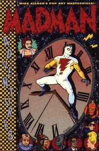 Cover Thumbnail for The Collected Madman Adventures (Kitchen Sink Press, 1995 series)