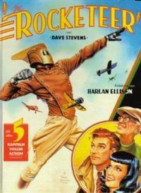 Cover Thumbnail for The Rocketeer (Norbert Hethke Verlag, 1987 series)
