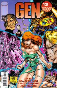 Cover Thumbnail for Gen 13 #1 3-D (Image, 1997 series)  [Cover A]