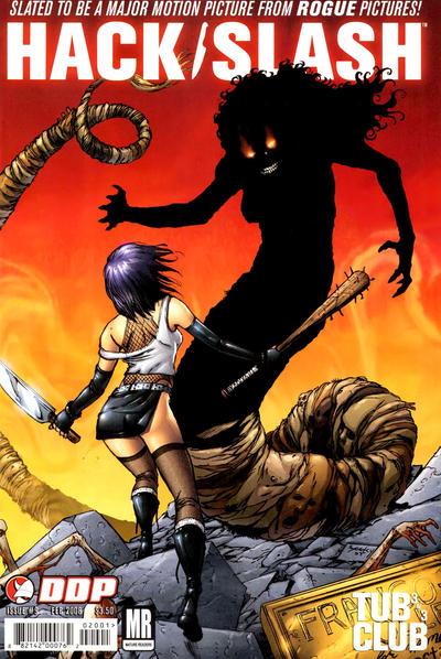 Cover for Hack/Slash: The Series (Devil's Due Publishing, 2007 series) #9