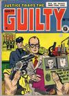 Cover for Justice Traps the Guilty (Arnold Book Company, 1951 series) #1