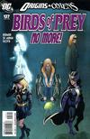 Cover for Birds of Prey (DC, 1999 series) #127