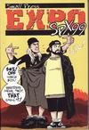 Cover for Small Press Expo SPX99 [The Expo99 Comic] (Small Press Expo; SPX, 1998 series) #[nn]