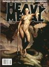 Cover for Heavy Metal Magazine (Heavy Metal, 1977 series) #v27#1