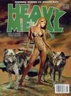 Cover for Heavy Metal Magazine (Heavy Metal, 1977 series) #v31#2