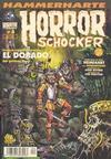 Cover for Horrorschocker (Weissblech Comics, 2004 series) #4