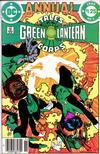 Cover Thumbnail for Tales of the Green Lantern Corps Annual (1985 series) #1 [Newsstand]