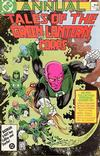 Cover for The Green Lantern Corps Annual (DC, 1986 series) #2 [Direct]