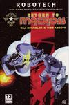 Cover for Robotech: Return to Macross (Academy Comics Ltd., 1994 series) #13