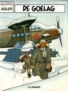 Cover for Adler (Le Lombard, 1987 series) #10 - De Goelag