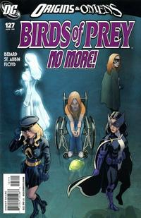Cover Thumbnail for Birds of Prey (DC, 1999 series) #127