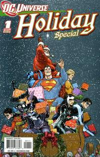 Cover Thumbnail for DCU Holiday Special (DC, 2009 series) #1