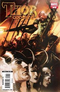 Cover Thumbnail for Thor God-Size Special (Marvel, 2009 series) #1