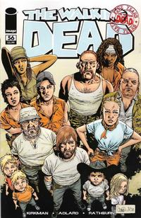 Cover Thumbnail for The Walking Dead (Image, 2003 series) #56