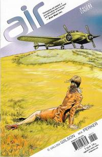 Cover Thumbnail for Air (DC, 2008 series) #5