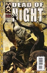 Cover Thumbnail for Dead of Night Featuring Devil-Slayer (Marvel, 2008 series) #4