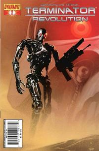Cover Thumbnail for Terminator: Revolution (Dynamite Entertainment, 2008 series) #1