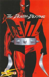 Cover Thumbnail for Death-Defying 'Devil (Dynamite Entertainment, 2008 series) #1 [John Cassaday Cover]