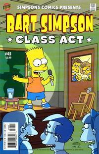 Cover Thumbnail for Simpsons Comics Presents Bart Simpson (Bongo, 2000 series) #45
