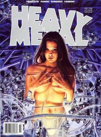 Cover Thumbnail for Heavy Metal Magazine (Heavy Metal, 1977 series) #v22 [23]#3
