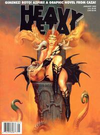 Cover Thumbnail for Heavy Metal Magazine (Heavy Metal, 1977 series) #v23#6