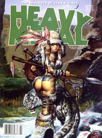 Cover Thumbnail for Heavy Metal Magazine (Metal Mammoth, Inc., 1992 series) #v24#3