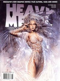 Cover Thumbnail for Heavy Metal Magazine (Heavy Metal, 1977 series) #v24#5