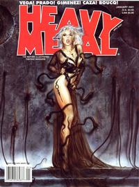 Cover Thumbnail for Heavy Metal Magazine (Heavy Metal, 1977 series) #v24#6