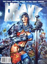 Cover Thumbnail for Heavy Metal Magazine (Heavy Metal, 1977 series) #v25#1
