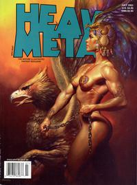 Cover Thumbnail for Heavy Metal Magazine (Heavy Metal, 1977 series) #v25#3