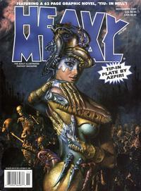 Cover Thumbnail for Heavy Metal Magazine (Heavy Metal, 1977 series) #v25#5