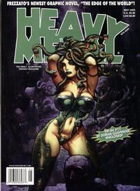 Cover Thumbnail for Heavy Metal Magazine (Heavy Metal, 1977 series) #v27#2