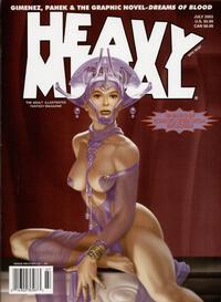 Cover Thumbnail for Heavy Metal Magazine (Heavy Metal, 1977 series) #v27#3
