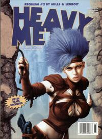 Cover Thumbnail for Heavy Metal Magazine (Metal Mammoth, Inc., 1992 series) #v28#1