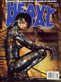 Cover Thumbnail for Heavy Metal Magazine (Heavy Metal, 1977 series) #v28#5
