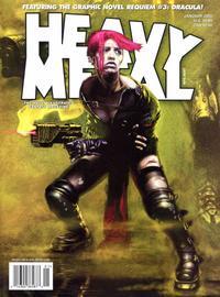 Cover Thumbnail for Heavy Metal Magazine (Heavy Metal, 1977 series) #v28#6