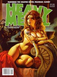 Cover Thumbnail for Heavy Metal Magazine (Heavy Metal, 1977 series) #v29#2