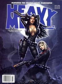 Cover Thumbnail for Heavy Metal Magazine (Heavy Metal, 1977 series) #v29#3