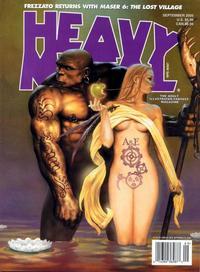 Cover Thumbnail for Heavy Metal Magazine (Metal Mammoth, Inc., 1992 series) #v29#4