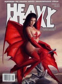 Cover Thumbnail for Heavy Metal Magazine (Metal Mammoth, Inc., 1992 series) #v29#6
