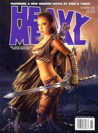 Cover Thumbnail for Heavy Metal Magazine (Heavy Metal, 1977 series) #v30#5
